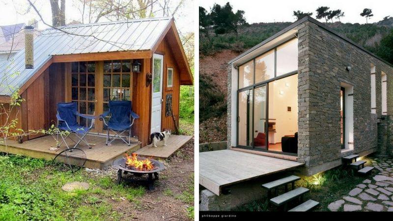 Дизайн дачных домиков