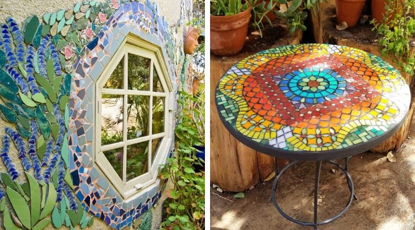 Мозаика в декоре