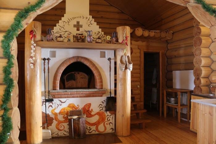 печи на дровах для дома