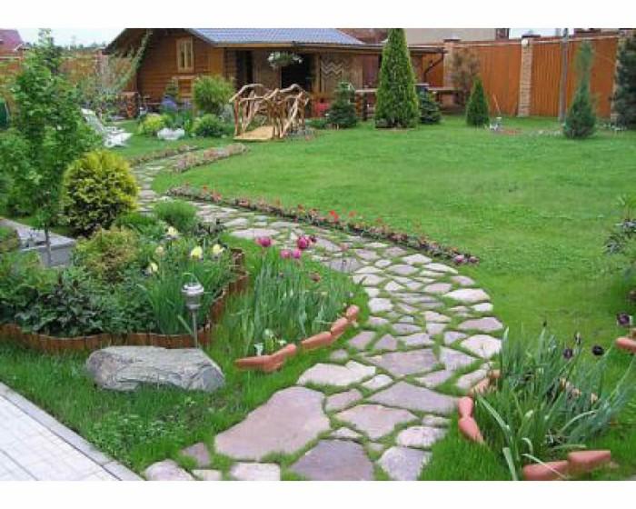 садовая дорожка