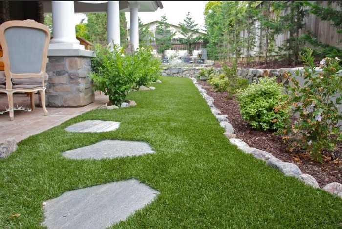 дизайн садовых дорожек