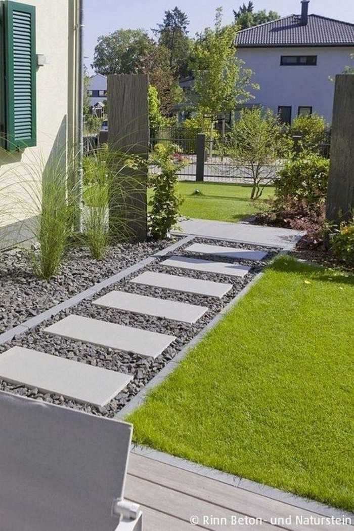 ландшафт двора