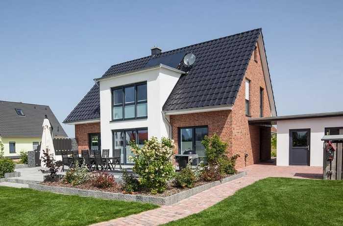 красивые фасады частных домов