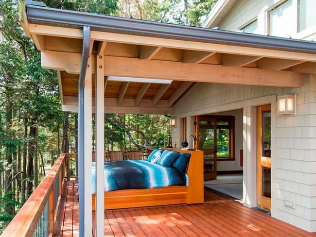 дизайн террасы дома