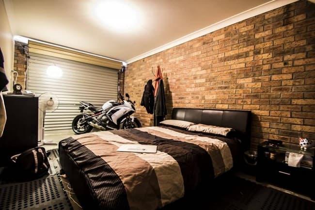 переделка гаража в комнату